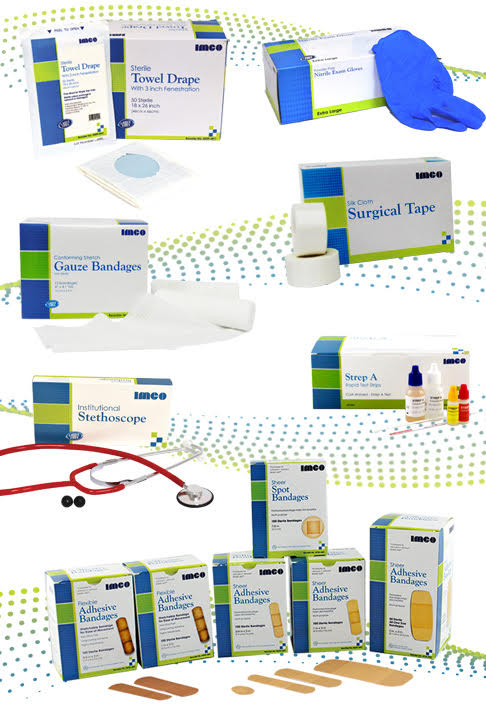 IMCO Brand Products